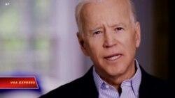 Ông Biden chính thức tuyên bố tranh cử 2020