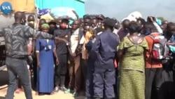Umupaka wa Gatumba Uhuza Uburundi na Kongo Waraye Usubiye Kugururwa
