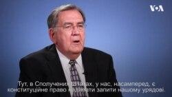 Роберт Макконнелл, співзасновник Фундації США-Україна, голова компанії з урядових зв'язків McConnell & Associates