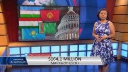 AQSh-Markaziy Osiyo: 2017-yilgi yordam qancha?