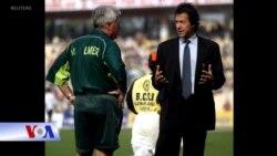 Huyền thoại cricket tuyên bố thắng cử, sắp thành thủ tướng Pakistan