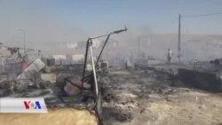 Jibo Penaberên li Kampa Şarya Alîkarî Hatin Belav Kirin