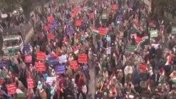 巴基斯坦內政部長警告可能再次發生恐怖屠殺
