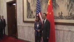 賴斯:奧巴馬中國之行將是重要里程碑