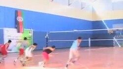 تیم ملی والیبال افغانستان برای شرکت در مسابقات والیبال در نیپال آمادگی میگیرد.