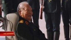 Truyền hình VOA 23/4/19: Cựu Chủ tịch nước VN Lê Đức Anh qua đời, thọ 99 tuổi