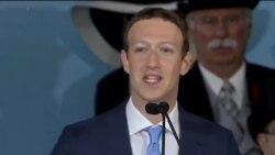 VOA英文视频;脸书高管道歉 透明度依旧缺乏
