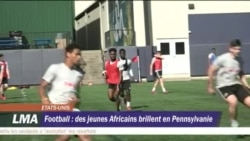 Football: des jeunes africains brillent en Pennsylvanie