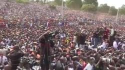 Raila Odinga Yirahije nka Perezida w'Abanyakenya