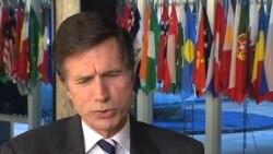 ABD Dışişleri Bakan Yardımcısı Robert Blake Orta Asya'da