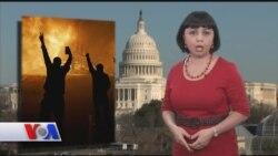 Missuri shtatining Ferguson shahridamiz