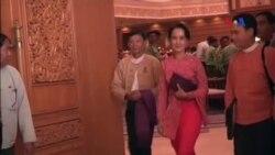 Quốc hội dân chủ Myanmar họp phiên đầu tiên, bắt đầu kỷ nguyên mới