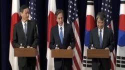 美日韓副外長:擔憂中國海上行為