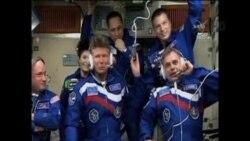 美國和俄羅斯宇航員將在太空停留一年
