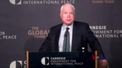 麦凯恩:美印伙伴关系鼓励中国和平崛起