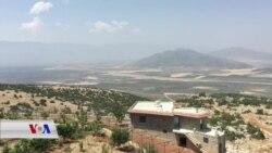 Efrînîyên li Gundên Ser Sînor Êrîşên Tirkîyê Dinirxînin