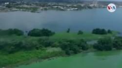 La NASA alerta sobre la contaminación del lago de Maracaibo