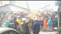 2013-08-10 美國之音視頻新聞: 日本發生洪災五死兩失蹤