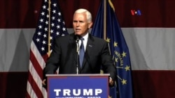 Trump a punto de anunciar vicepresidente