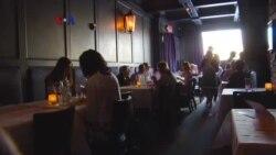 Restoran dengan Karyawan Para Mantan Napi