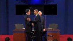 奥巴马、罗姆尼外交政策差别不大