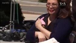 สว.แทมมี ลัดดา ดักเวิร์ธ กลับมาทำงานแล้วพร้อมลูกสาวตัวน้อยวัยไม่ถึงเดือน