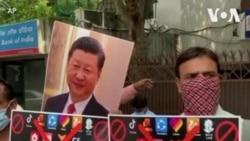 反华情绪蔓延印度封杀59个中国APP