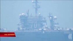 USS Carl Vinson tới Việt Nam, chuyến thăm lịch sử