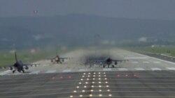 Bombarderos de Estados Unidos llegan a Corea del Sur