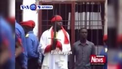 VOA60 AFIRKA: A Can Demokratiyar Congo Magoya Bayan Shugaban Kristoci Dake Tsare A Kurkuku Sun Kai Hari A Gidan Yari