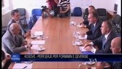 Kosovë: Përpjekje për qeverinë e re