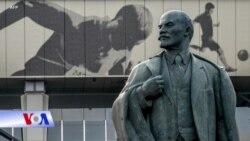 Tranh cãi việc 'tỉnh nghèo' Nghệ An dựng tượng Lenin
