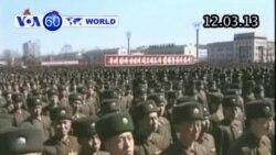 Bắc Triều Tiên xé bỏ hiệp định đình chiến năm 1953