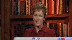 سوسن مرکم: پروژه ارتقا ظرفیت کاری زنان افغان را رشد میدهد