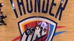 НБА Плејоф: Оклахома изедначи на 2:2 против Сан Антонио во серијата - најдобар од седум