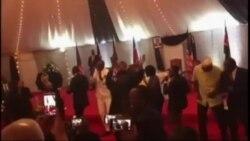 Obama danse au Kenya