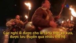 Lễ hội dân gian Surva ở Bulgaria