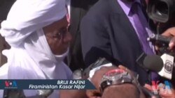 ZABEN NIJAR 2016: NIGER Firaministan Kasar Brigi Rafini Yace Za a Samu Fahintar Juna Tsakanin 'Yan Adawa da Masu Mulki, Maris 20, 2016