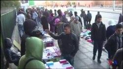 Quand la route des migrants vers l'Europe s'arrête au Maroc (vidéo)