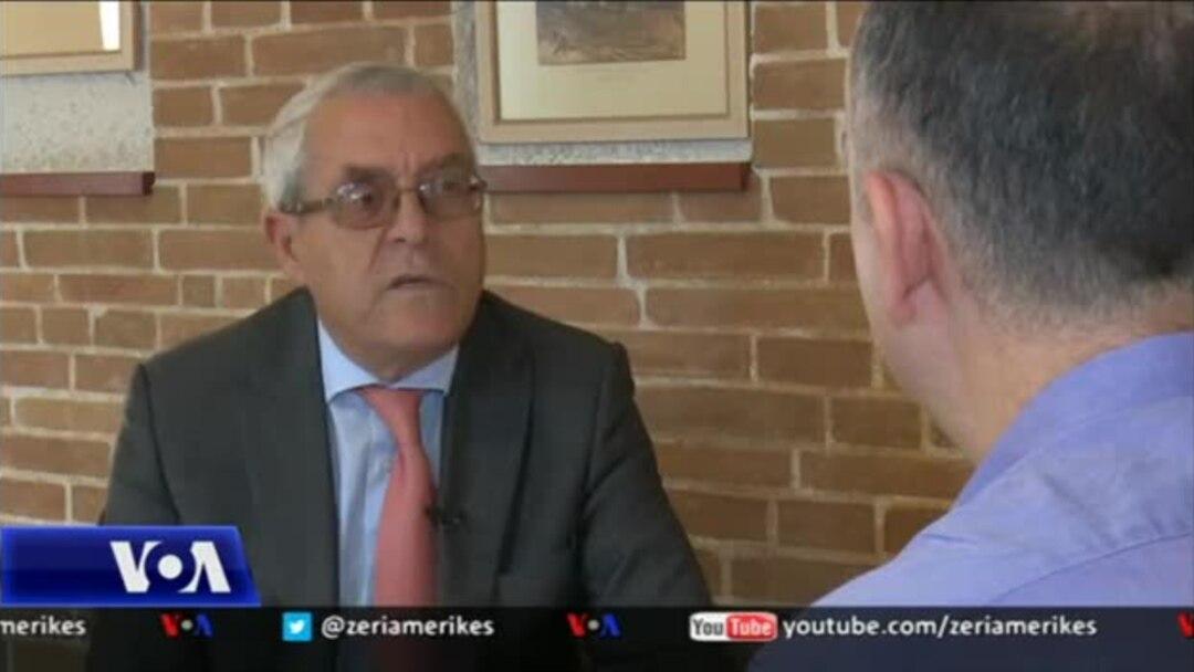Intervistë me diplomatin dhe studiuesin Shaban Murati