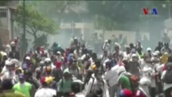 Venezuela'da Maduro Karşıtı Gösteriler Sertleşiyor