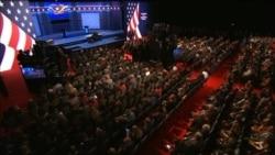 美国总统大选首场辩论会
