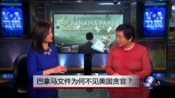 小夏看美国:巴拿马文件为何不见美国高官?