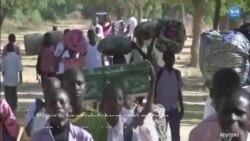 Silahlı Militanlar Nijerya'da Okul Bastı 400 Öğrenciyi Kaçırdı