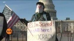 کشیدہ ماحول میں بائیڈن کی حلف برداری: امریکی شہری کیا سوچتے ہیں؟