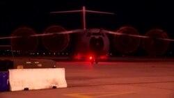 Во НАТО базата се останати само оние кои ја извршуваат својата тековна задача