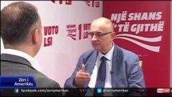 Intervistë me Kryetarin e LSI, Petrit Vasili