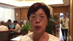 台湾民进党立委尤美女