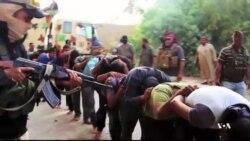 داعش و اعدام دستکم ۱۶۰ سرباز اسیر عراقی