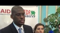 Derek Hoqan: Demokratiya Azərbaycanla ikitərəfli gündəliyimizin tərkib hissəsi olaraq qalır